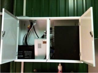 Система видеонаблюдения в Газпласт