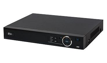 8-канальный видеорегистратор HDTV RVi-HDR08LA-C